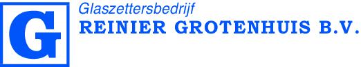 Glaszettersbedrijf R. Grotenhuis